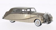 Rolls Royce Silver Wraith Empress Line by Hooper Best of Show 1:43 BOS43321