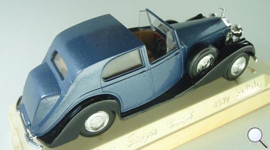 Rolls Royce Coupe de Ville Age D-or Solido 1:43