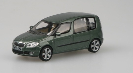 Skoda Roomster Abrex 1:43 143AB-007HH