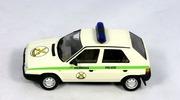 Skoda Favorit Vojenska Police Hlavni velitelstvi RZ 087 Abrex 1:43 143ABSX-708XY08