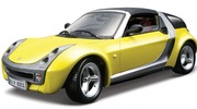 Smart Roadster Coupe (Gold Collezione) Bburago 1:18 18-12052