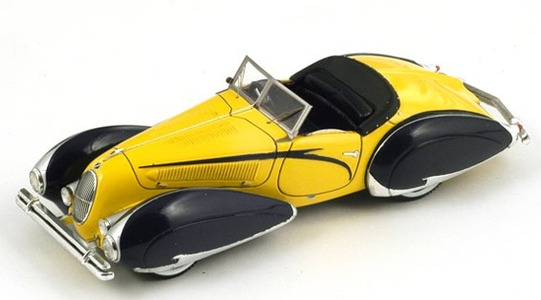 Talbot Lago 150c figoni & falaschi roadster Spark 1:43 Spark-s2711