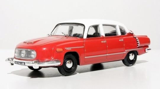 Tatra 603-1s DeAgostini 1:43 Tatra-603-1 [Blister]