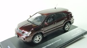 Toyota Harrier II (XU30) hybrid s package J-Collection 1:43 42001br