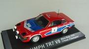 Triumph TR7 V8 Manx Rally Altaya 1:43 [Segunda mano, Blister]