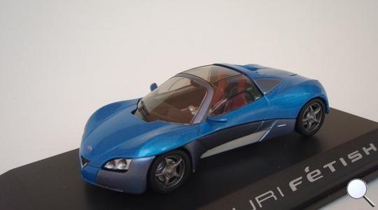 Venturi Fetish Concept Car NOREV 1:43 NOREV-134701