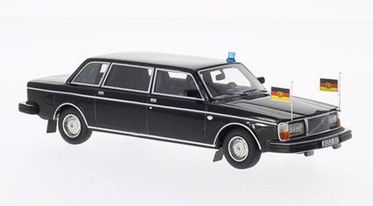 Volvo 264 TE Limousine (DDR) Best of Show 1:43 BOS43380