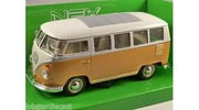 Volkswagen T1 classical bus Welly 1:24 Welly-22095o