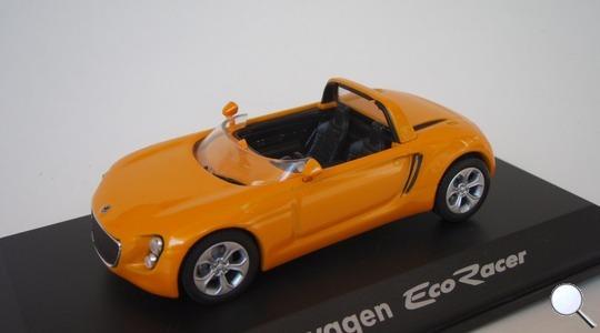 Volkswagen Eco Racer Concept Car NOREV 1:43 NOREV-148073