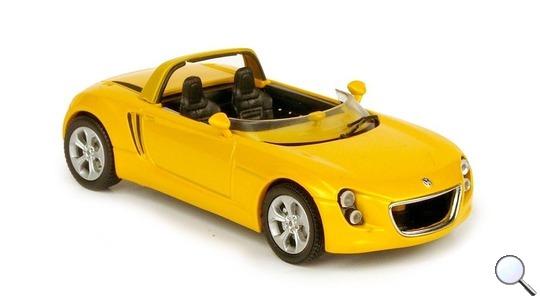 Volkswagen Eco Racer NOREV 1:43 NOREV-840110