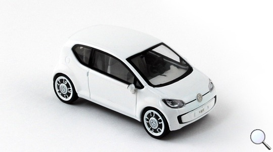 Volkswagen Up! Salon de Frankfurt NOREV 1:43 NOREV-840160