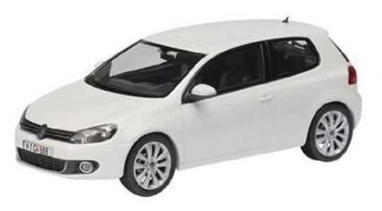 Volkswagen Golf VI (Typ 5K) Schuco 1:43 450730800