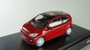 Volkswagen Up 3 door Schuco Volkswagen Dealer 1:43 4039378457723