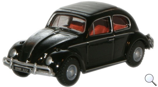 Volkswagen Beetle Oxford Diecast 1:76 76VWB005